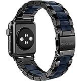 【Amazon限定ブランド】Apple Watch バンド/Apple Watch 6 バンド,Wearlizer Apple Watch 6/5/4/3/2/1に対応 アップルウォッチ 4 apple watch 5バンド iwatch ステンレ