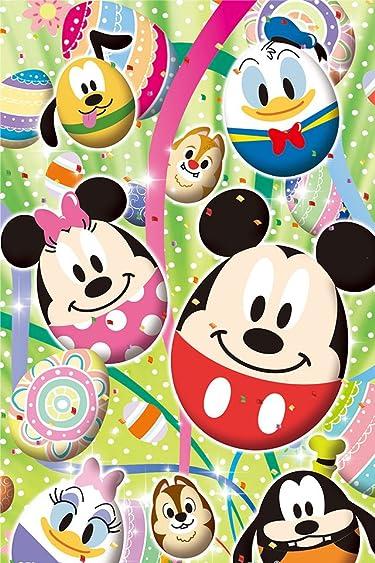 ディズニー  iPhone/Androidスマホ壁紙(640×960)-8 - イースター ハッピー・フェスティバル