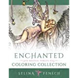 Enchanted - Magical Forests Coloring Collection: 3