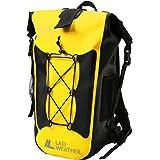 [ラドウェザー]防水リュック 大容量バッグ 40L アウトドア 登山 キャンプ 自転車 バイク