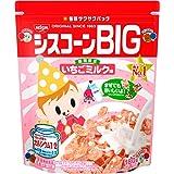 日清シスコ シスコーン BIGいちごミルク味 180g ×6袋