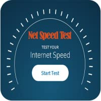 Net SpeedTest Real time Internet Speed test Meter