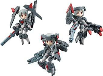 デスクトップアーミー Y-021d ミレニアシリーズ α小隊(BOX)