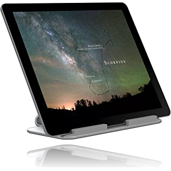 LOE 美しい タブレット スタンド (7-13インチ用) アルミニウム製 iPad Pro, Surface Pro 4, Xperia Z4 対応 (TP-7D)