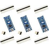 ELEGOO Arduino用 Nanoボード V3.0 CH340/ATmega328P、Nano V3.0互換 (3)