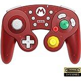 【任天堂ライセンス商品】ホリ ワイヤレスクラシックコントローラー for Nintendo Switch スーパーマリオ 【Nintendo Switch対応】