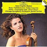Berg Vln Concerto Rihm Gesungene Zeit