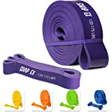ShapEx Pull Up Bands-Heavy Duty Set of Pull Up Workout Bands, Perfect Resistance Bands for Body Stretch, Physical Therapy, Ho