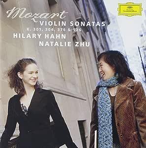 モーツァルト:ヴァイオリンソナタ第25番&第28番&第32番&第42番