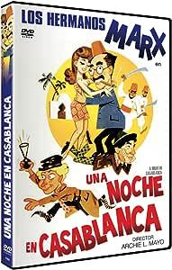 Una Noche en Casablanca DVD 1946 A Night in Casablanca