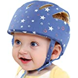 Infant Baby Safety Hat, IULONEE Toddler Adjustable Protective Cap, Children Safety Headguard Harnesses Protection Hat for Run
