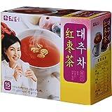 ☆韓サイ☆韓国 伝統茶 ダムト ナツメ茶(粉末)15g×15個入り☆