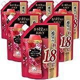 レノア ハピネス アロマジュエル ビーズ 衣類の香りづけ専用 ダイアモンドフローラル 詰め替え 約1.8倍(805mL)×6袋