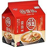 日清 ラ王 醤油 5食パック 505g