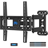 Mounting Dream TV Mount Full Motion with Perfect Center Design for 26-55 Inch LED, LCD, OLED Flat Screen TV, TV Wall Mount Br
