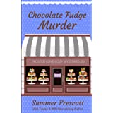 Chocolate Fudge Murder (Frosted Love Cozy Mysteries)