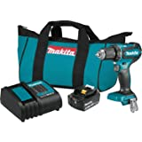 Makita XFD131 18V LXT Lithium-Ion Brushless Cordless 1/2 Inch Driver-Drill Kit (3.0Ah)