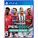 eFootball PES 2021 Season Update(輸入版:北米)- PS4