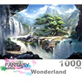 Ingooood- Fantasy Series- City of Machine Operated- Jigsaw Puzzles 1000 Pieces Entertainment Toys for Adult Special Graduatio