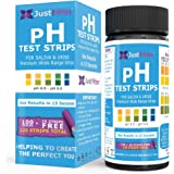 pH Test Strips. Ships from SG. Testing Alkaline and Acid Levels in the Body. Track & Monitor your pH Level using Saliva and U