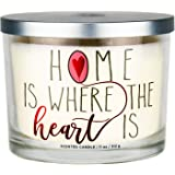 romascape Home is Where The Heart is Scented Candle