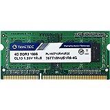 Timetec Hynix IC 4GB for Synology NAS DiskStation DS218+ DS718+ DS918+ DS418play DDR3/ DDR3L 1866Mhz PC3L-14900 1.35V Non-ECC