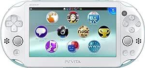 PlayStation Vita Wi-Fiモデル ライトブルー/ホワイト (PCH-2000ZA14)【メーカー生産終了】