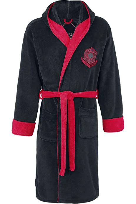 Star Wars Sith Trooper Hoodled Bathrobe Unisex One Size Fits All