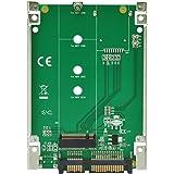 """センチュリー M.2(NGFF) SSD to 2.5""""SATA変換アダプタ 「裸族のインナー for M.2」 CRIN25M2"""