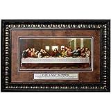 Last Supper Framed Wall Art