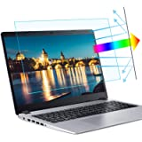 2 Pack 15.6 inch Anti Blue Light Screen Protector - For laptop Anti-scratch and Anti-Glare Screen Protection,15.6'' display 1