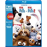 Secret Life Of Pets: 2-Movie Collection (Blu-Ray/Digital)