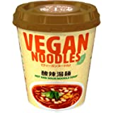 ニュータッチ ヴィーガンヌードル 酸辣湯麺 66g ×12個