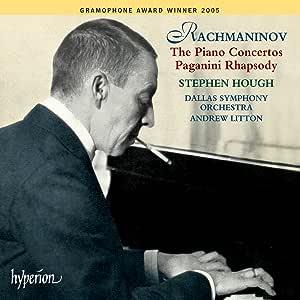 Piano Concertos / Paganini Rhapsody