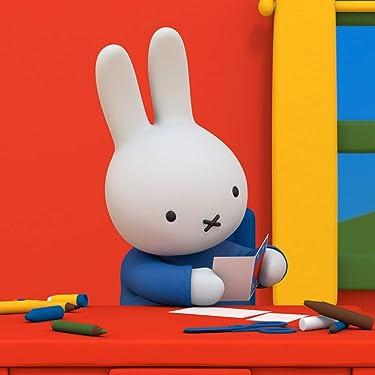 ミッフィー iPad壁紙 or ランドスケープ用スマホ壁紙(1:1)-1 - ミッフィー