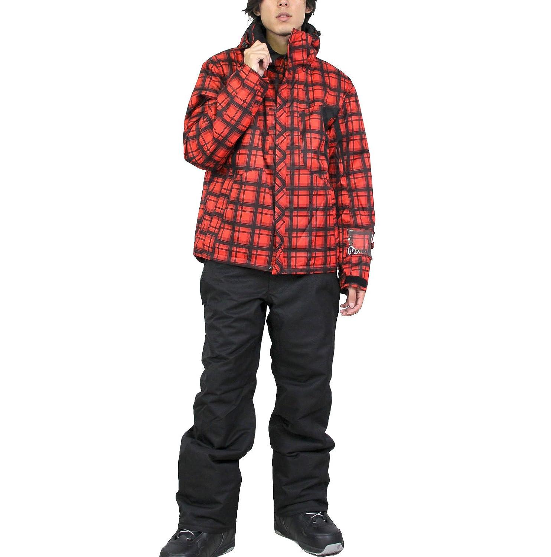 VAXPOT(バックスポット) スキーウェア 上下セット メンズ 【耐水圧5000mm 透湿3000g 撥水加工】 VA-2016