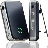 EarStudio ES100 - 24bit Portable High-Resolution Bluetooth Receiver/Headphone Amp/DAC with AAC aptX aptX HD (BLACK)