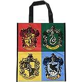 Unique Party 59083 - Large Plastic Harry Potter Party Bag, 33cm x 28cm