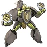 Transformers Toys Generations War for Cybertron: Kingdom Voyager WFC-K27 Rhinox Action Figure - Kids Ages 8 and Up, 7-inch