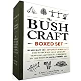 Bushcraft Boxed Set: Bushcraft 101; Advanced Bushcraft; The Bushcraft Field Guide to Trapping, Gathering, & Cooking in the Wi