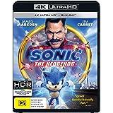 Sonic the Hedgehog (2020) [2 DISC] (4K UHD + Blu-ray)
