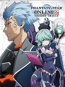 ファンタシースターオンライン2 エピソード・オラクル第3巻 Blu-ray初回限定版