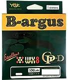 よつあみ(YGK) ライン ナスリー B-argus(バルゴス) excellent PE WX8 100yds