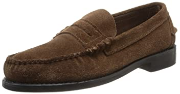 Classic Suede Leather: B766013 Brown