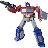"""Transformers Generations - War For Cybertron: Earthrise Leader - 7"""" Optimus Prime - Wfc E11 Action Figure - Kids Toys - Ages"""