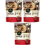 新製品 bibigo カルビタンスープ 400g×3袋入り(1袋1人~2人前) 韓国料理