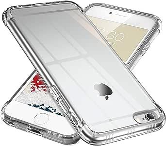 【ONES】 iPhone 6s/6 ケース 高透明 米軍MIL規格〔衝撃吸収、レンズ保護、滑り止め、軽い、フィット感〕『エアクッション技術、半密閉音室』 クリア カバー Airシリーズ