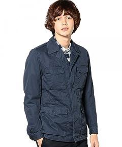 Beste Cotton Twill M-65 Jacket 3225-139-1869: Navy