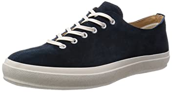 MoonStar Fine Vulcanized Minima: Navy / White