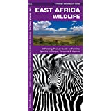 East Africa Wildlife: A Folding Pocket Guide to Familiar Spe…